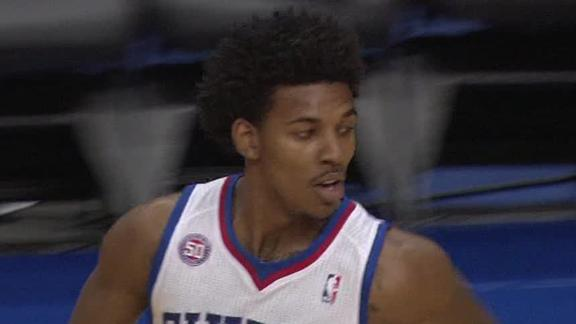 Video - 76ers Down Cavaliers