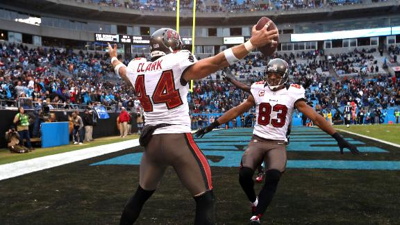 Video - Buccaneers Stun Panthers In OT
