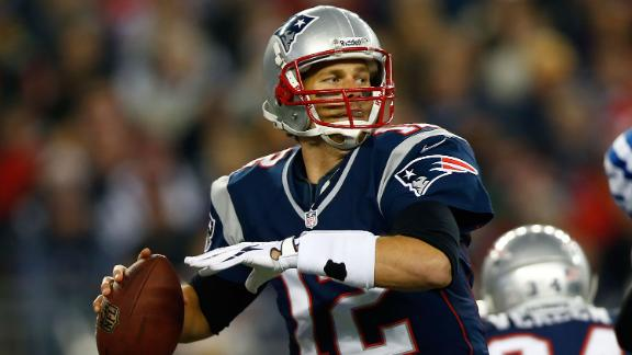 Pats batter Luck, Colts in 59-24 rout