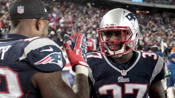 Video - Patriots Outshine Luck, Colts