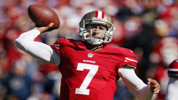 Video - Kaepernick Gets Starting Role