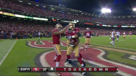 Video - 49ers Lead Bears After 1st Quarter