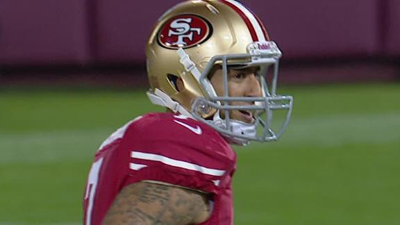 Rapid Reaction: 49ers 32, Bears 7