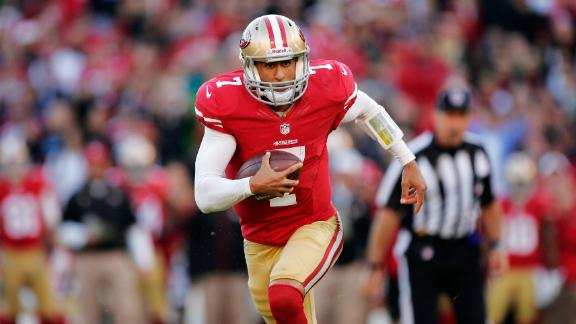 Video - Source: Colin Kaepernick Will Start Tonight