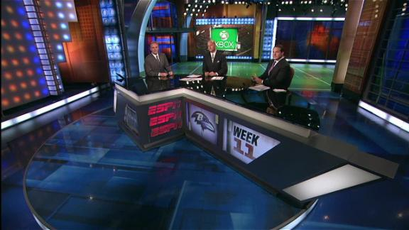 Video - NFL Live OT Reacts To Ed Reed's Suspension.