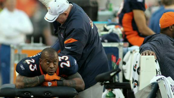 Video - Willis McGahee Has Torn MCL