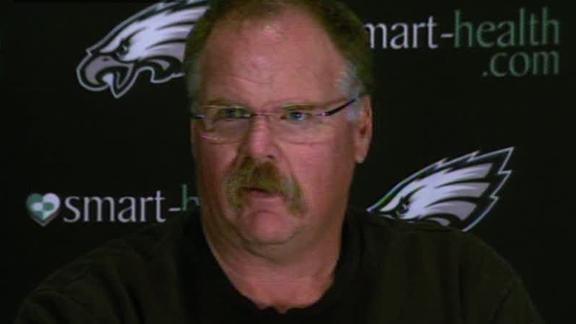 Video - Andy Reid Won't Quit
