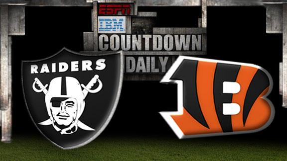 ESPN experts predict Bengals-Raiders