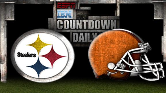 ESPN experts predict Steelers-Browns