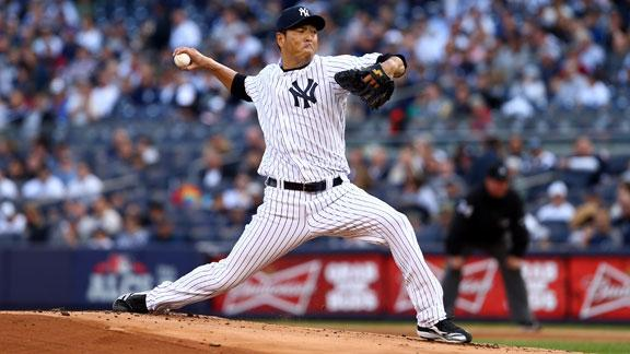 Kuroda agrees to 1-year, $15M deal with Yanks
