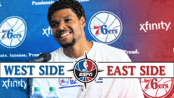Video - West Side/ East Side: The Bynum Conundrum