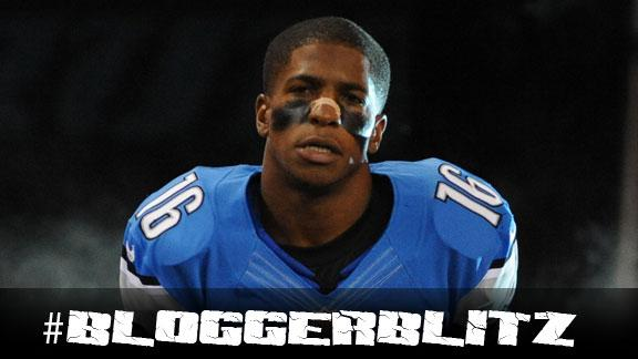 Video - Blogger Blitz: Titus Young