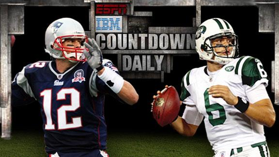Video - Countdown Daily AccuScore: NE-NYJ