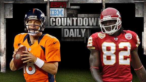 Video - Countdown Daily AccuScore: DEN-KC