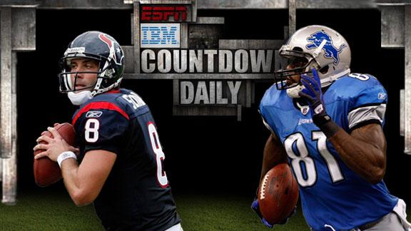Video - Countdown Daily AccuScore: HOU-DET
