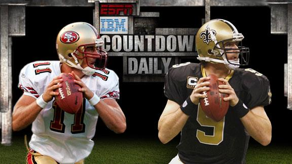 Video - Countdown Daily AccuScore: SF-NO