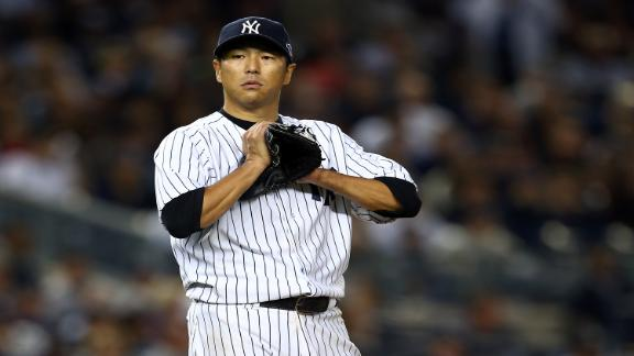 Source: Yankees' Kuroda took less to stay