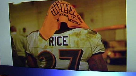 Video - Will Ray Rice Regret Terrible Towel Taunt?