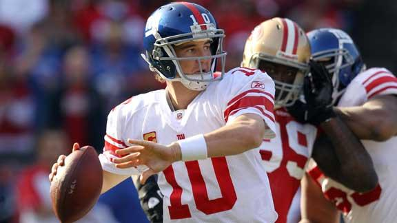 Video - Giants Refocused After Bye