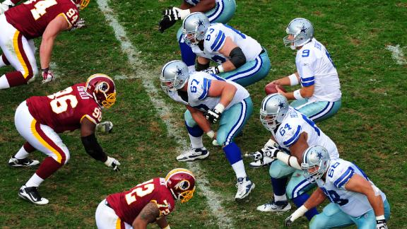 Video - Redskins-Cowboys: Matchup To Watch
