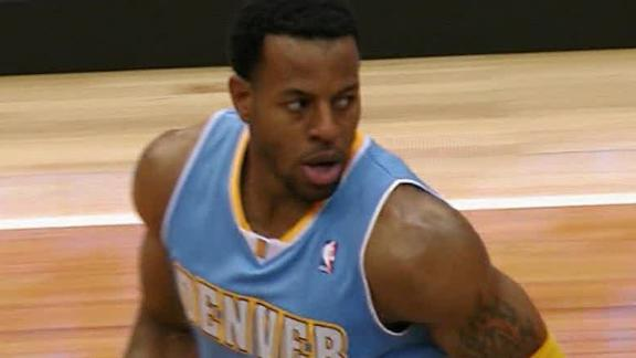 Video - Spinning Andre Iguodala