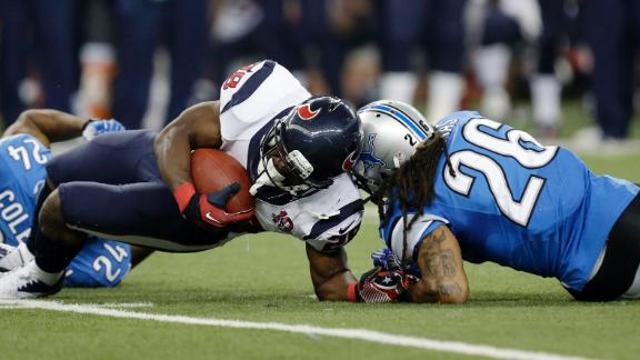 Video - Texans Get Controversial Win Over Lions