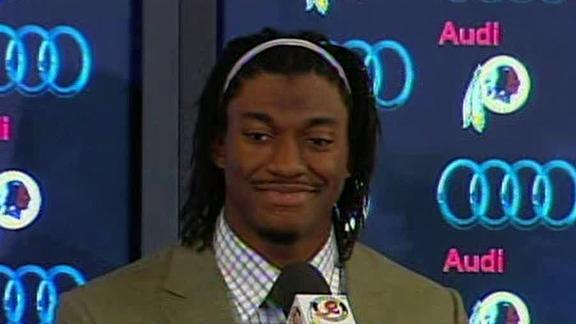 Video - Spectacular Homecoming For RG3