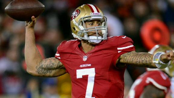 Source: Smith cleared; Kaepernick likely starter