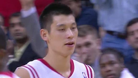 Video - Lin, Rockets Destroy Knicks