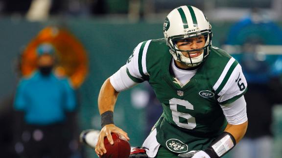 Video - Sanchez, Jets Implode