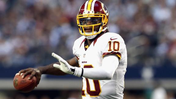 Video - RG3 For MVP?