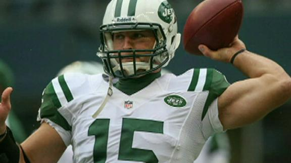 Video - Tim Tebow Has Fractured Ribs