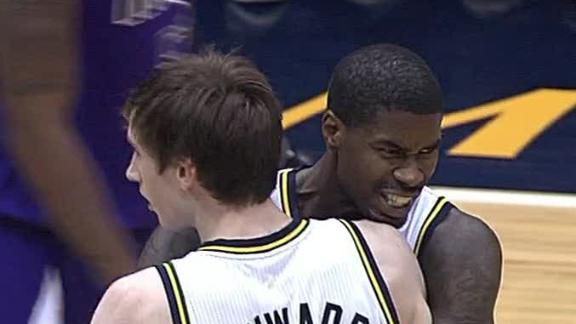 Video - Hayward Lifts Jazz Past Kings