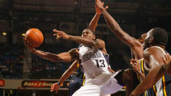 Evans' 2nd-half surge pushes Kings past Jazz