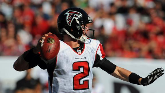 Video - Falcons Survive Scare From Buccaneers