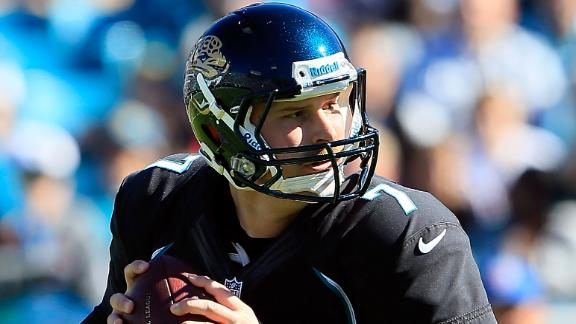Video - Henne, Jaguars End Slide