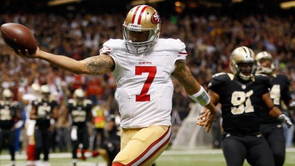Video - NFL32OT: Will 49ers Stick With Kaepernick?