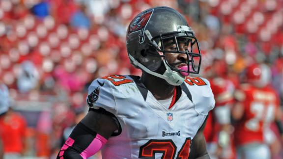Bucs CB Wright tests positive, banned 4 games