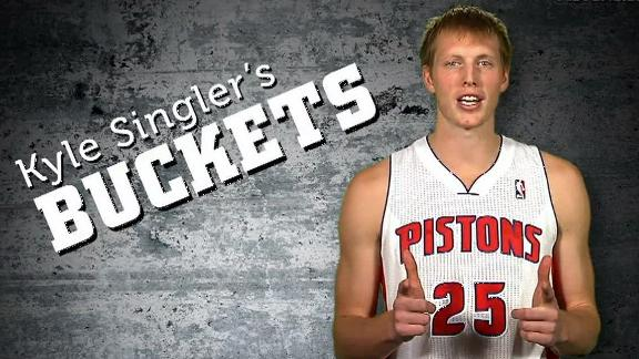Video - Trick Shots From Kyle Singler