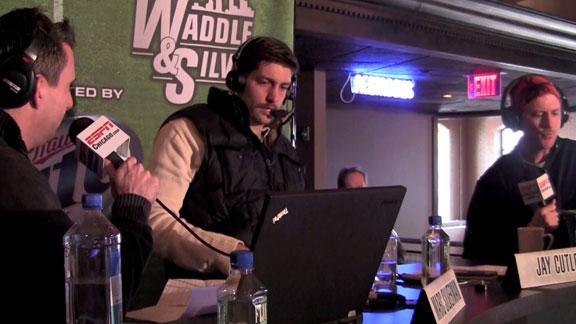 Video - Jay Cutler Mailbag: Part 2