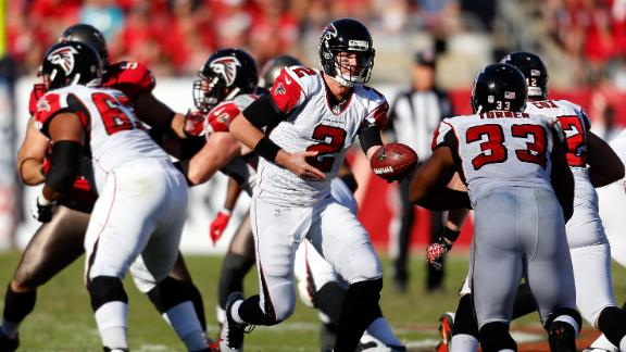 Video - Are Falcons NFC's Best Team?