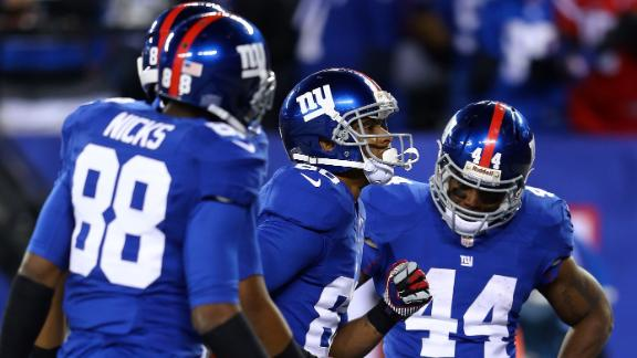 Video - Giants Poised For Super Bowl Run?