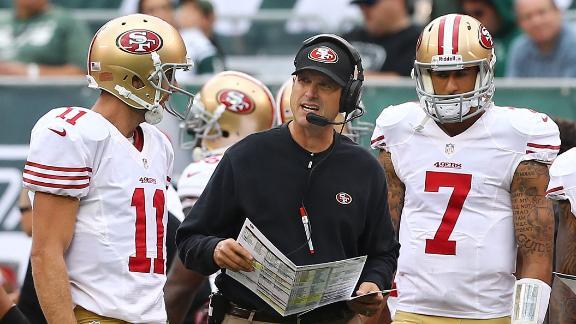 Video - Problem With How Harbaugh Has Handled QB Situation?