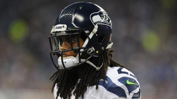 Video - Seahawks CBs Proclaim Innocence