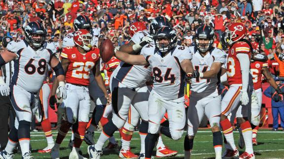 Video - NFL32OT: Broncos Have Sights On Playoffs