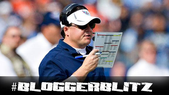 Blogger Blitz: Titans D at issue, too