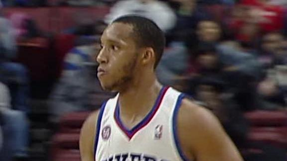 Video - 76ers Hold Off Mavs, 100-98