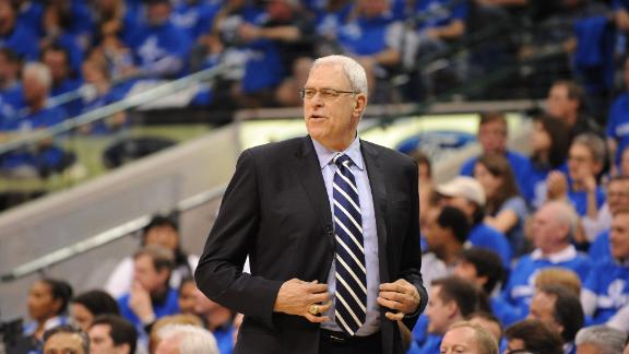 Video - Phil Jackson Ready To Coach Again?