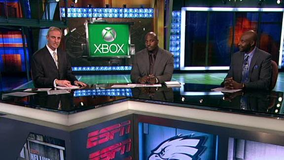 Video - NFL Live OT: Eagles' Future