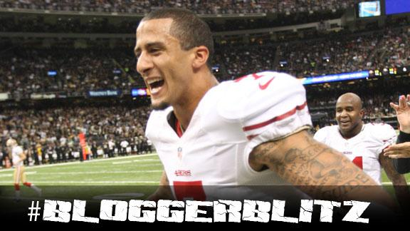 Video - Blogger Blitz: Fallout From Kaepernick's Start